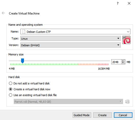 vbox-initial-settings